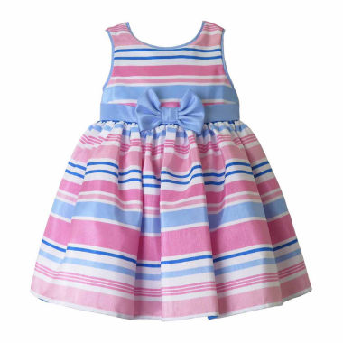 jcpenney.com | Pinky Sleeveless Empire Waist Dress - Baby Girls