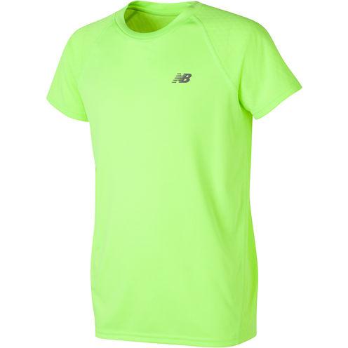 New Balance Short Sleeve T-Shirt-Preschool Boys