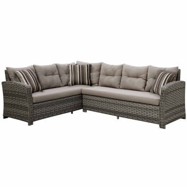 jcpenney.com | Wicker Patio Sectional