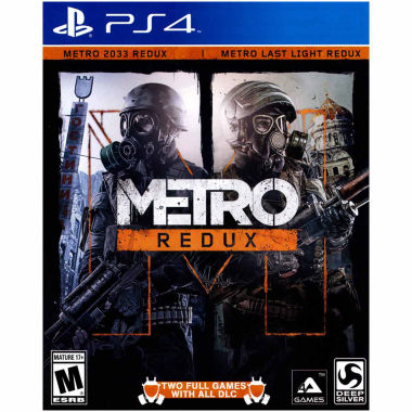 jcpenney.com | Metro Redux Video Game-Playstation 4