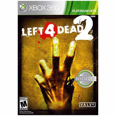Valve Left 4 Dead 2 Video Game-XBox 360