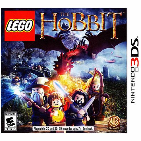 Lego The Hobbit Video Game-Nintendo 3DS