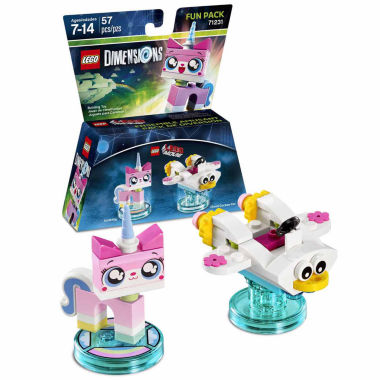 jcpenney.com | Lego Dims Movie Unikitty Fp