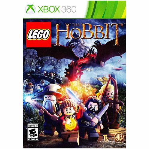 Lego The Hobbit Video Game-XBox 360
