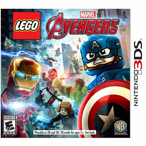 Lego Marvel Avengers Video Game-Nintendo 3DS