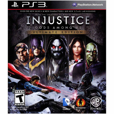 jcpenney.com | Injustice Gods Among Ult Video Game-PS3