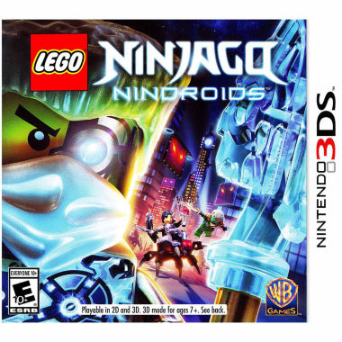 jcpenney.com | Lego Ninjago Nindroids Video Game-Nintendo 3DS