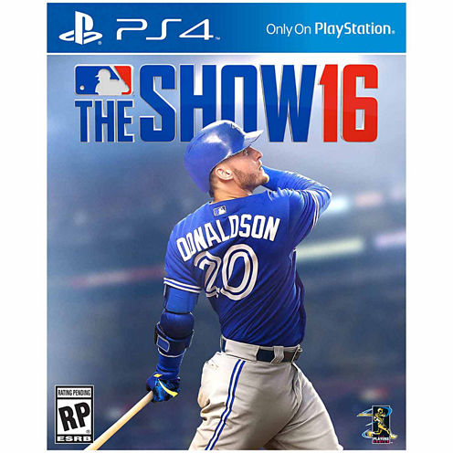 Mlb The Show 16 Video Game-Playstation 4