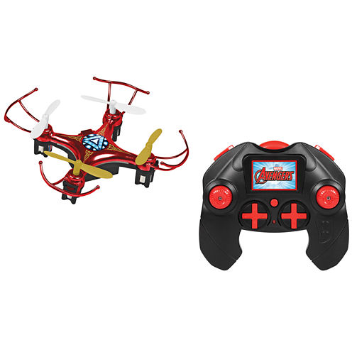 Marvel Avengers Iron Man Micro Drone 4.5CH 2.4GHz RC Quadcopter
