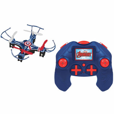 jcpenney.com | Marvel Avengers Captain America Micro Drone 4.5CH 2.4GHz RC Quadcopter