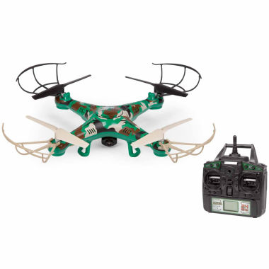 jcpenney.com | Striker Camo 2.4GHz 4.5CH RC Spy Drone