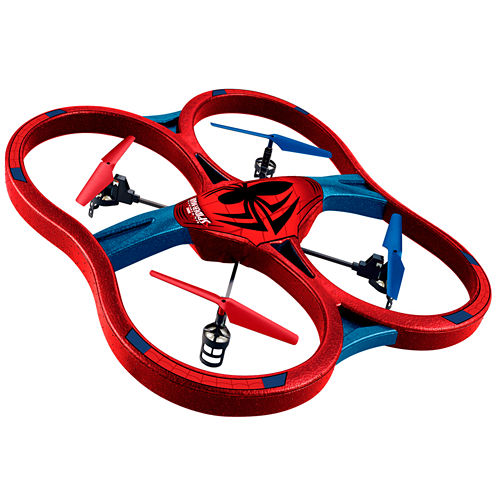 Marvel Licensed Spider-Man Super Drone 2.4GHz 4.5CH RC Drone