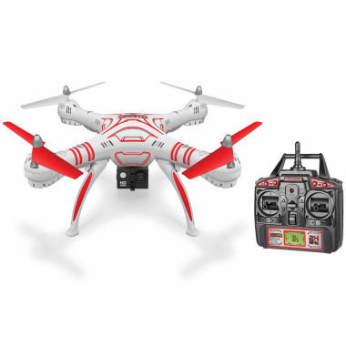 jcpenney.com | Wraith SPY Drone 4.5 Channel 1080p HD Video Camera 2.4GHz RC Quadcopter