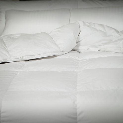 DownLinens Deluxe White Goose Down Comforter