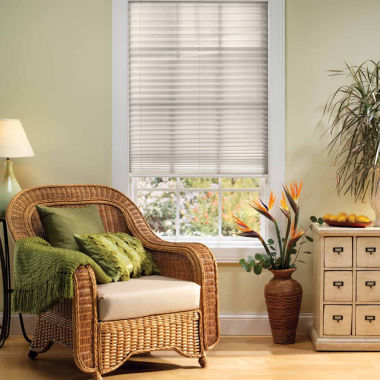 "jcpenney.com | Bali 1"" Standard Custom Cordless Pleated Shades"
