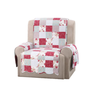 jcpenney.com | SURE FIT® Heirloom Quilt Recliner Furniture Cover