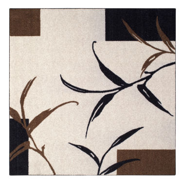 jcpenney.com | Zen Washable Square Rug