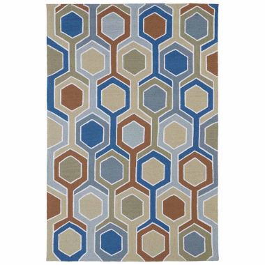 jcpenney.com | Kaleen Home And Porch Geo Hand Tufted Rectangle Accent Rug