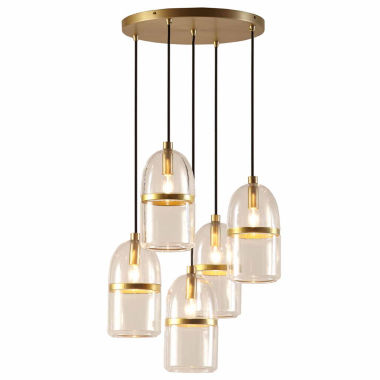 jcpenney.com | INK+IVY 5-pc. Pendant Light