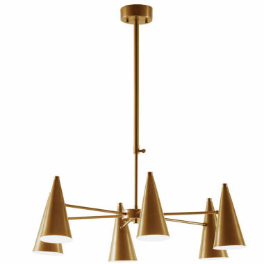 jcpenney.com | INK+IVY Bellac Chandelier