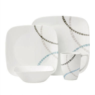 jcpenney.com | Mosaic Bands 16-pc. Dinnerware Set