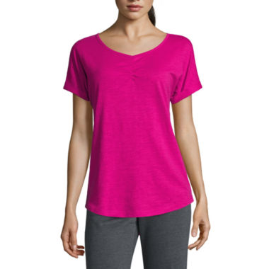 jcpenney.com | Made For Life Short Sleeve T-Shirt