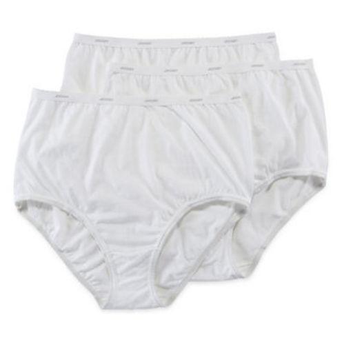 Jockey® Classic 3Pk Fit Brief Panties - 9482