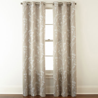 jcpenney.com | Monterey 2-Pack Room Darkening Grommet-Top Curtain Panels