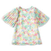 Little Maven™ by Tori Spelling Floral Chiffon Dress - Girls 12m-5y