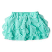 Little Maven™ by Tori Spelling Chiffon Skirt - Girls 12m-5y