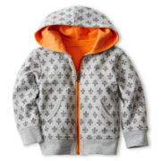 Little Maven™ by Tori Spelling Zip-Front Hoodie - Boys 12m-5y