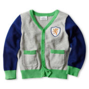 Little Maven™ by Tori Spelling Cardigan - Boys 12m-5y