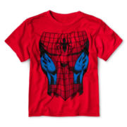 Spider-Man Graphic Poly Tee - Boys 6-18