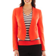 Worthington® Collarless Jacket