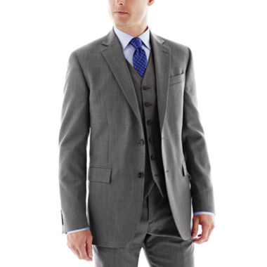 jcpenney.com | Stafford® Executive Super 100 Wool Suit Jacket - Classic