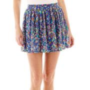 Arizona Floral Print Skirt