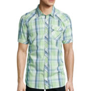 i jeans by Buffalo Marlon Short-Sleeve Woven Shirt