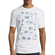 Vans® Postered Up Short-Sleeve T-Shirt