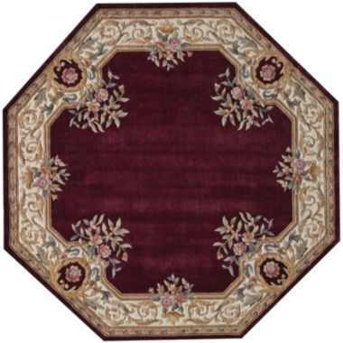 jcpenney.com | Momeni® Open Field Hand-Carved Wool Octagonal Rug
