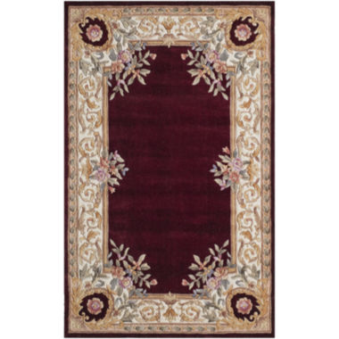 jcpenney.com | Momeni® Open Field Hand-Carved Wool Rectangular Rug