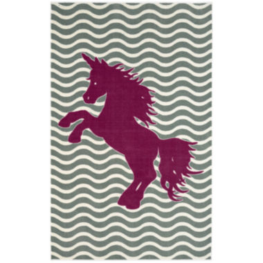 jcpenney.com | Mohawk Home® Majestic Unicorn Rectangular Rug