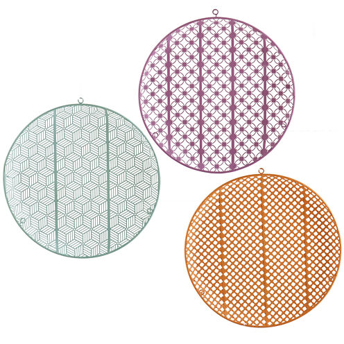 Welms 3-pc. Decorative Spheres Wall Decor