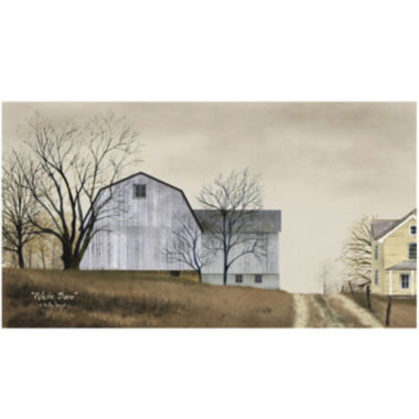 jcpenney.com | Old Farm on the Hill Canvas Wall Art