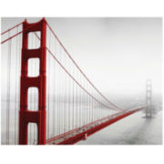 Golden Gate Bridge Canvas Wall Art