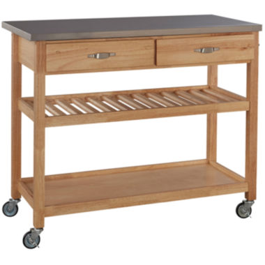 jcpenney.com | Tremont Kitchen Cart