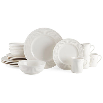 Mikasa® Italian Countryside 16-pc. Dinnerware Set  sc 1 st  JCPenney & Mikasa Italian Countryside 16 pc Dinnerware Set