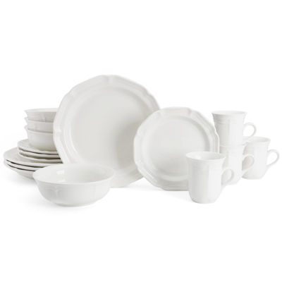 Mikasa® French Countryside 16-pc. Dinnerware Set  sc 1 st  JCPenney & Mikasa French Countryside 16 pc Dinnerware Set
