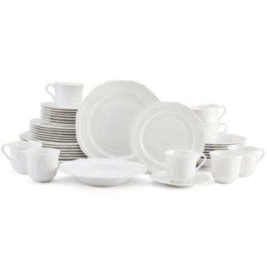 jcpenney.com | Mikasa® Antique White 40-pc. Dinnerware Set - Service for 8