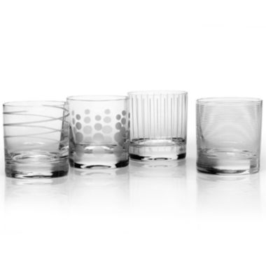 jcpenney.com | Mikasa® Cheers Set of 4 Double Old Fashioned Glass