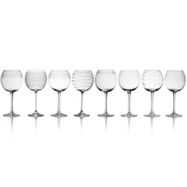 jcpenney.com | Mikasa® Cheers Set of 8 Balloon Goblets